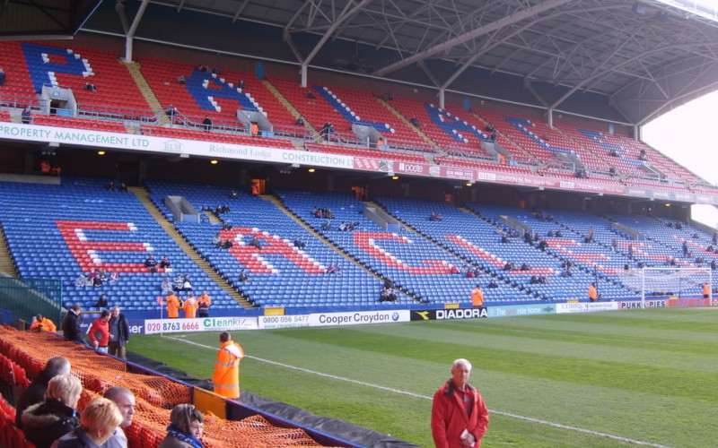 Tickets Crystal Palace – Sheffield United