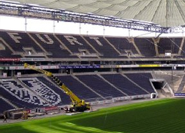Voetbalreis Eintracht Frankfurt – Hertha BSC