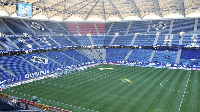 Voetbalreis Hamburger SV – Hannover 96