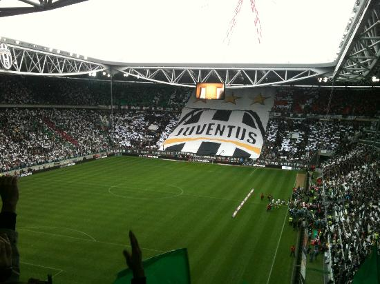 Tickets Juventus – AS Roma