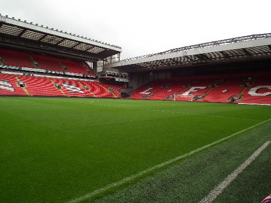 Voetbalreis Liverpool – Sheffield United