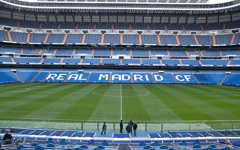 Voetbalreis Real Madrid – Real Valladolid