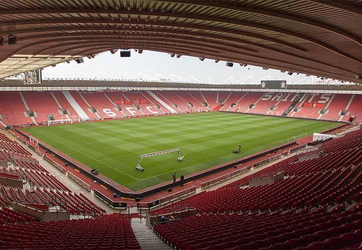 Southampton Stadion