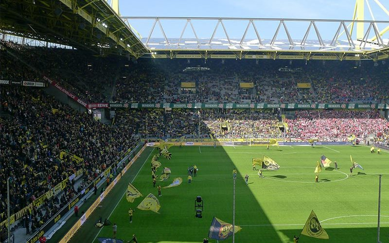 Voetbalreis Borussia Dortmund – 1. FC Nürnberg