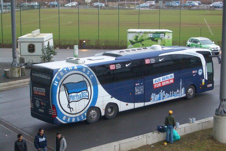 Hertha BSC – Eintracht Frankfurt