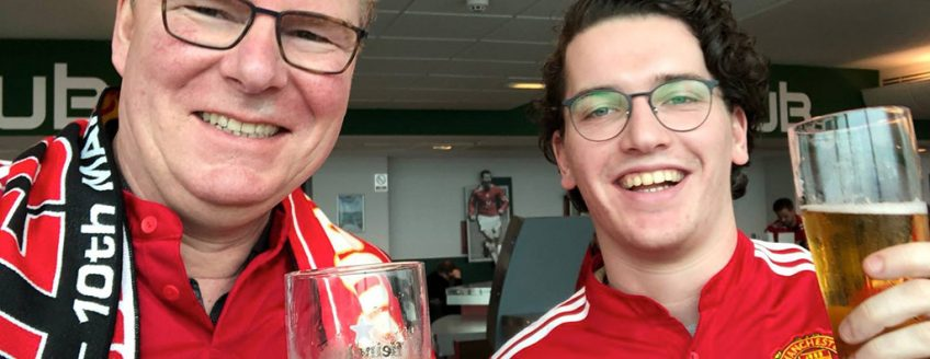 Beste pub Manchester United