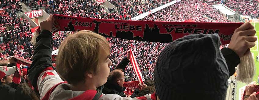 Voetbalreizen Duitsland