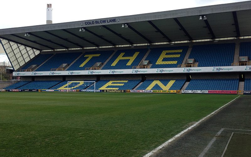 Tickets Millwall – West Bromwich Albion