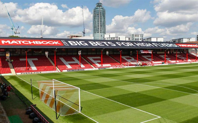 Tickets Brentford – Derby County