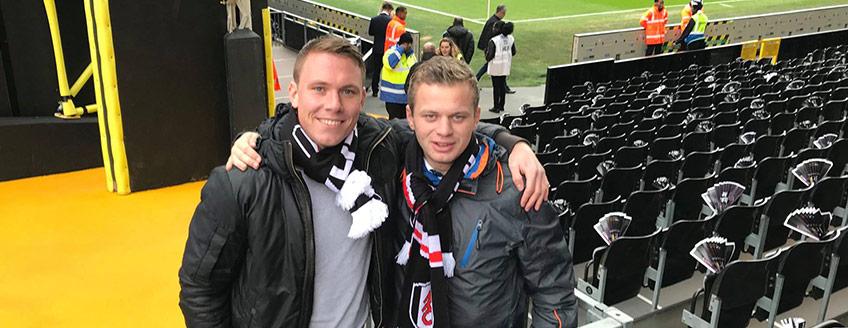 Voetbalreizen Fulham