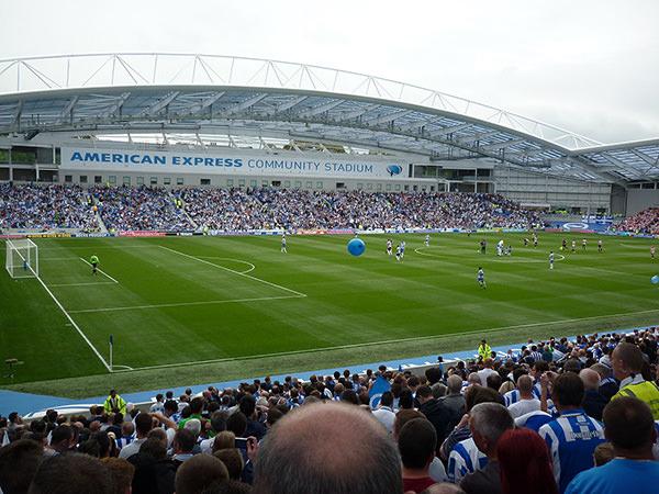 Brighton & Hove Albion – Newcastle United