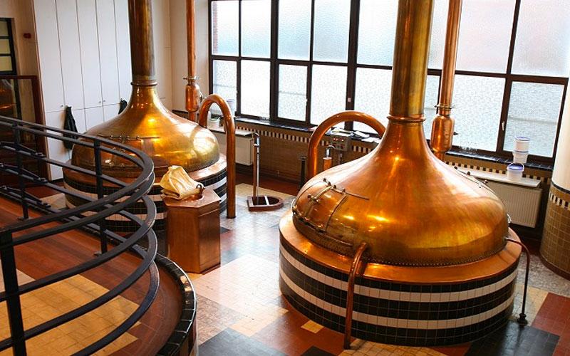 Bierbrouwerij bezoeken