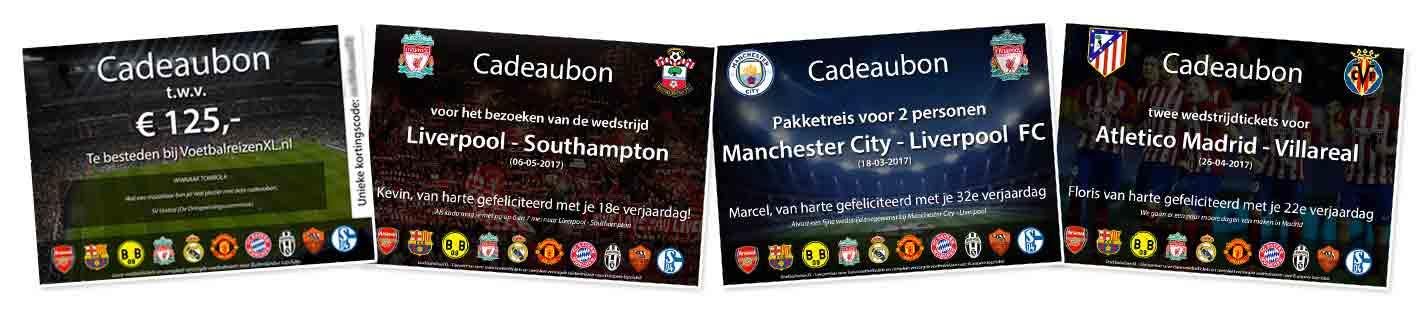 Referenties voetbalreizen groepen