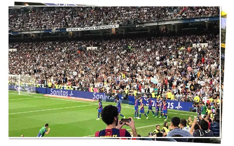 Voetbalreizen en voetbaltickets