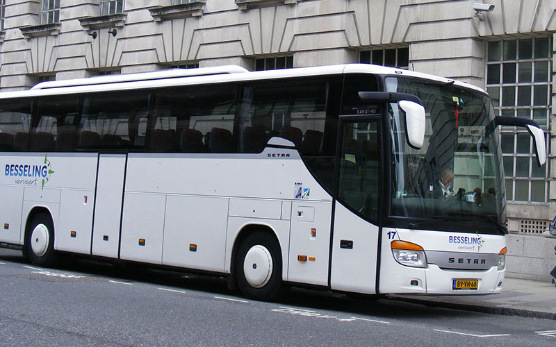 Busreizen voetbalwedstrijden