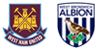 Tickets West Ham United - West Bromwich Albion