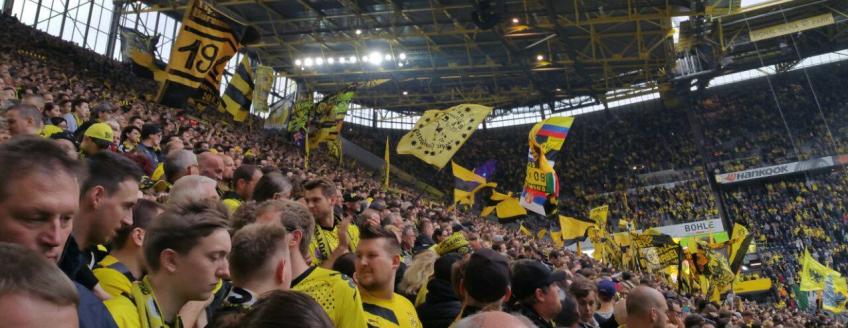 Dortmund sfeer