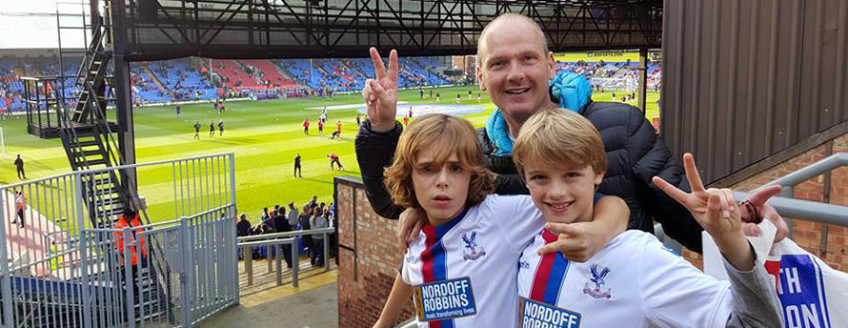 Supporters Crystal Palace