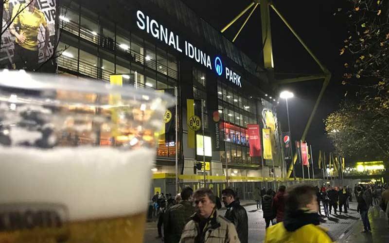 Tickets Borussia Dortmund – Union Berlin