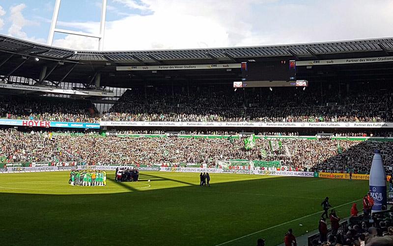 Werder Bremen – Bayer Leverkusen