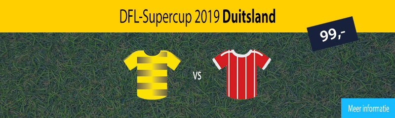 Tickets DFL-Supercup