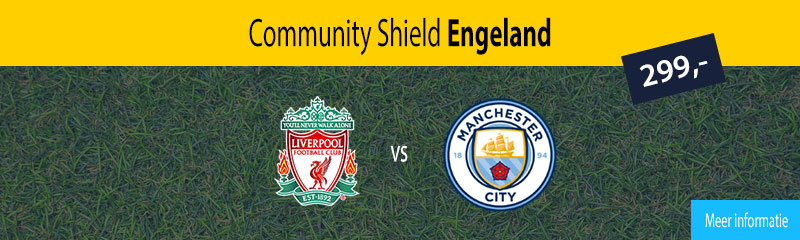 Tickets community shield