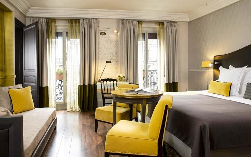 4 Sterren hotel in Parijs