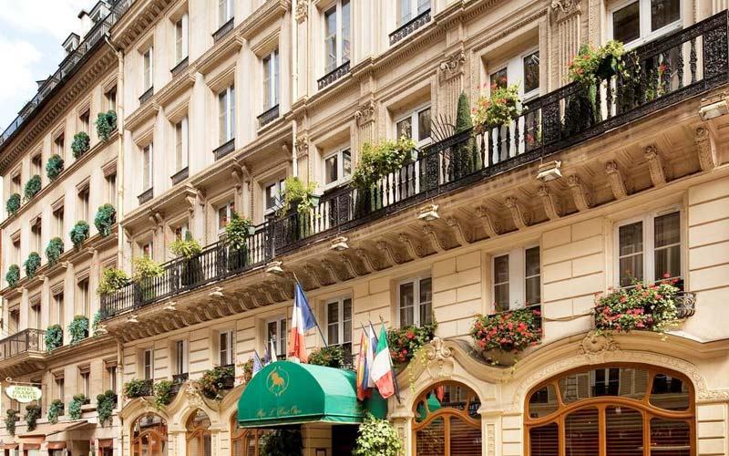 3 Sterren hotel in Parijs