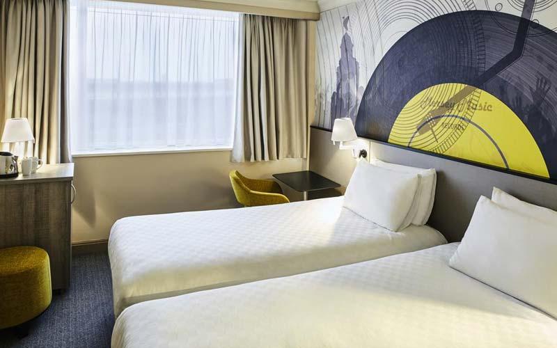 Mercure Atlantic Tower Hotel Liverpool