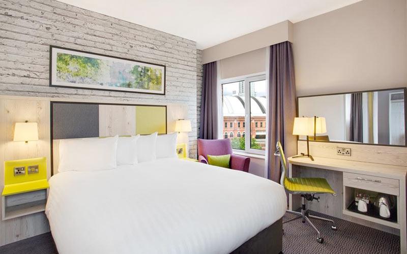 3 sterren hotel in het centrum van Barcelona