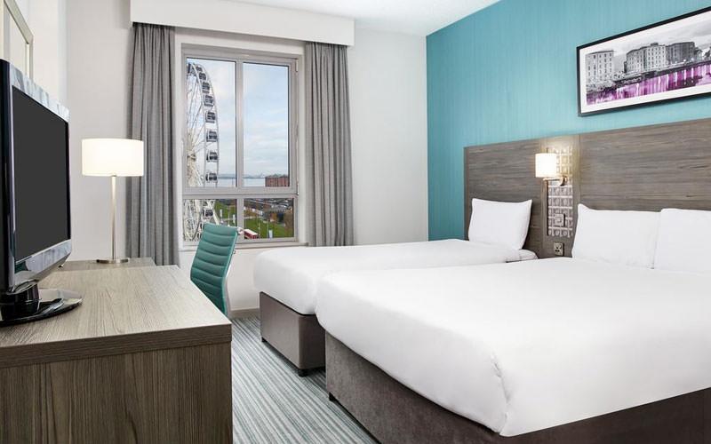 Jury's Inn Hotel Liverpool