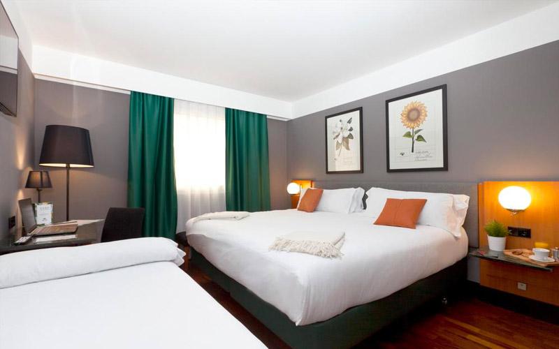 3 sterren hotel in het centrum van Valencia