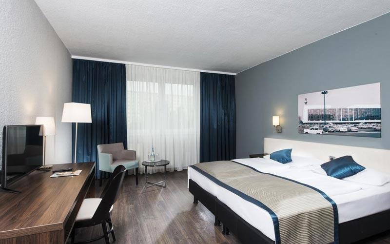 4 sterren hotel in het centrum van Berlijn