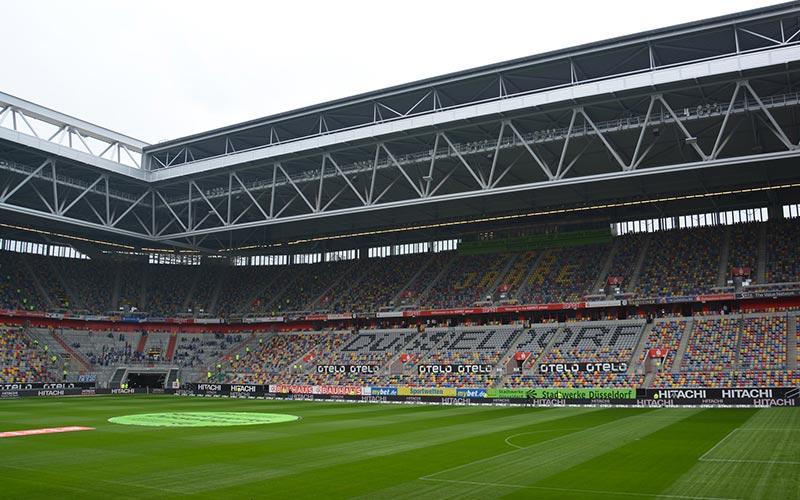 Voetbalreis Fortuna Düsseldorf – Bayern München