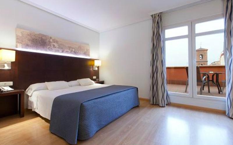 Ganivet hotel Madrid