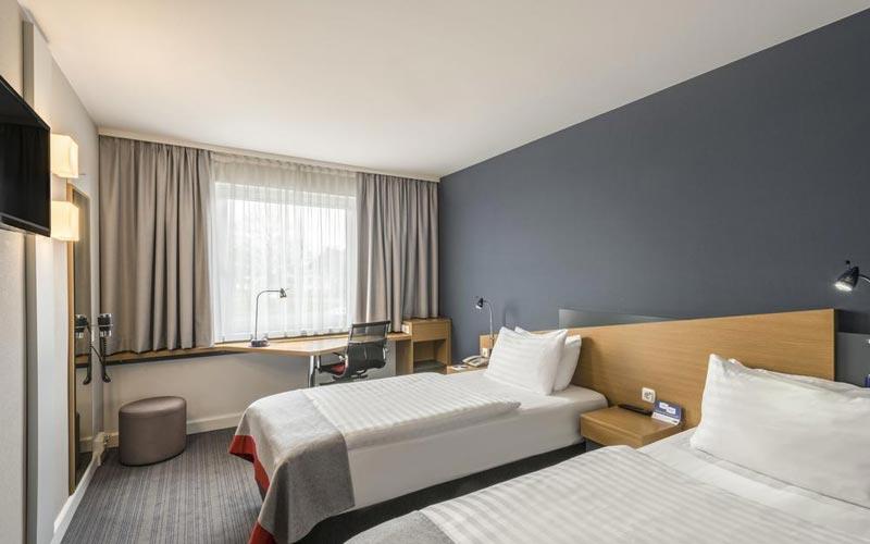 3 sterren hotel in het centrum van Keulen