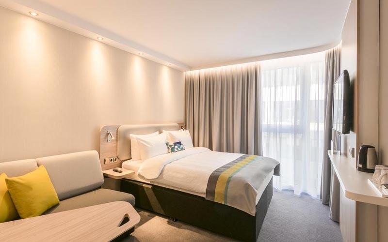 4 sterren hotel in het centrum van Keulen