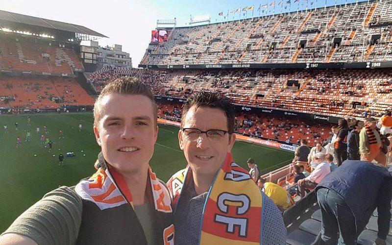 Valencia – Real Valladolid