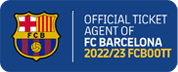Official partner FC Barcelona