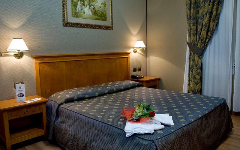 3 sterren hotel in het centrum van Madrid