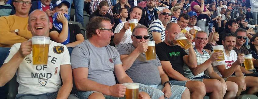 Voetbalreizen Hertha BSC