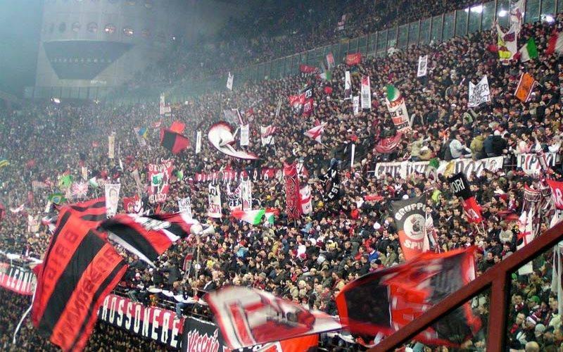Voetbalreis Milaan