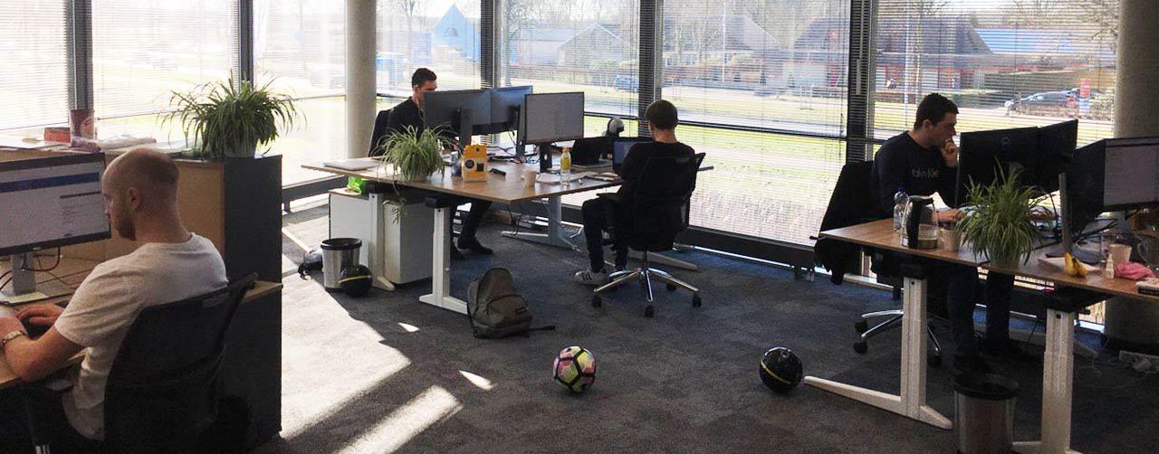 VoetbalreizenXL kantoor
