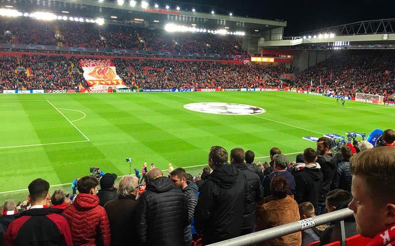 Voetbalreis Liverpool – Southampton