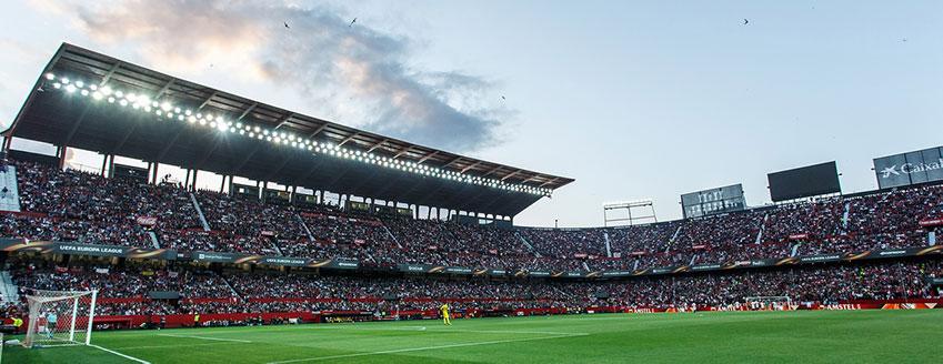 Voetbalreizen Sevilla